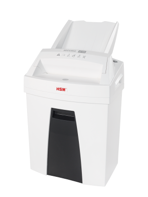 HSM Securio AF100c Level P-4 Cross-Cut Shredder