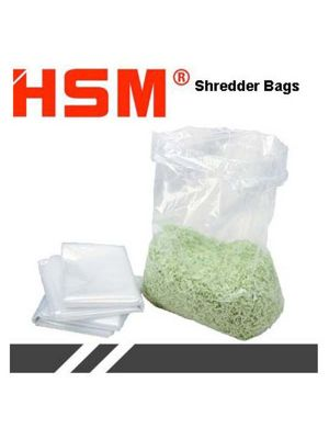 HSM2728 Shredder Bags-50/Roll
